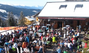 Meribel Bars & Apres Rond Point