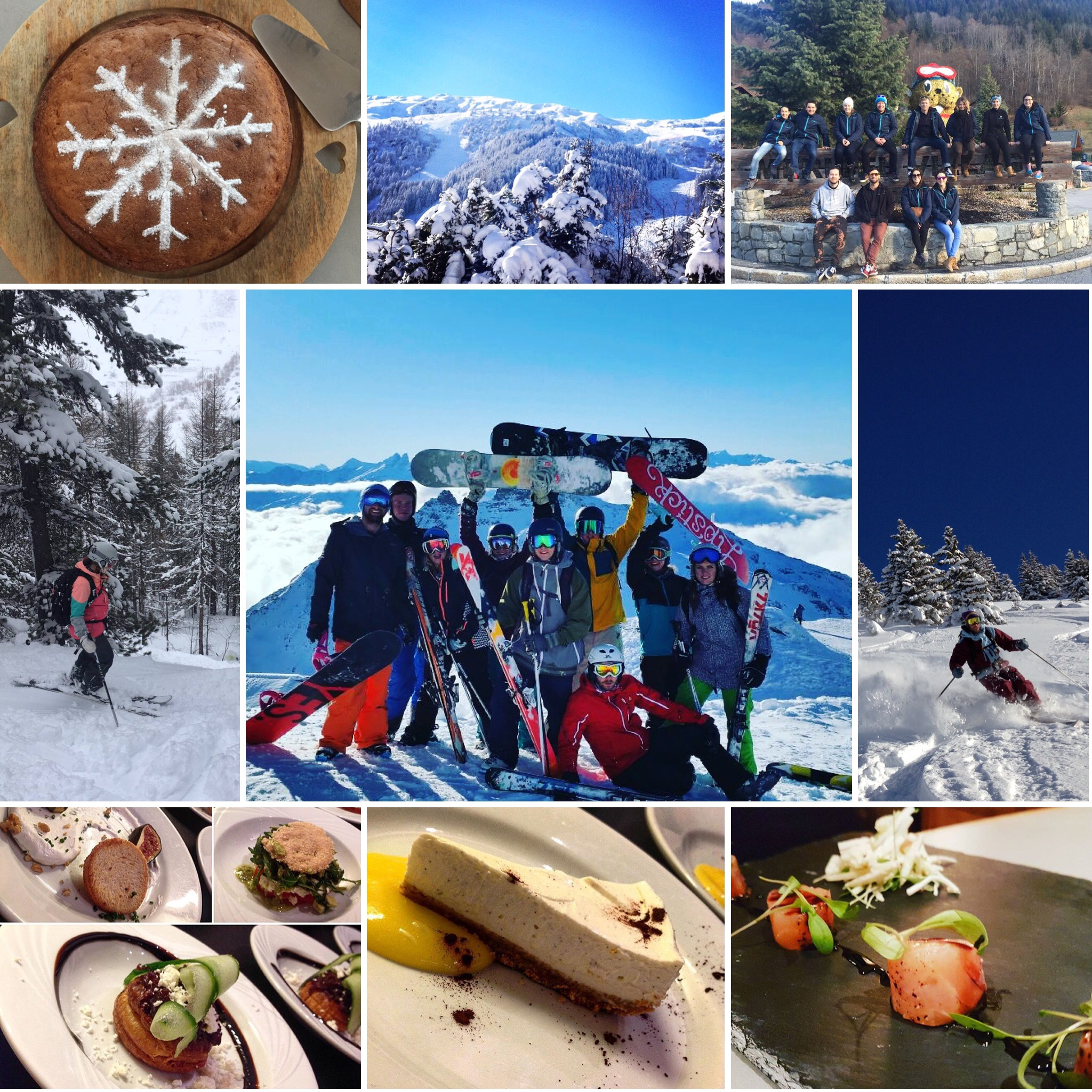 Come and work for fish pips ski holidays if you are interested in applying please send your cv a recent photo menu plan for chefs only and covering letter to clare at solutioingenieria Gallery