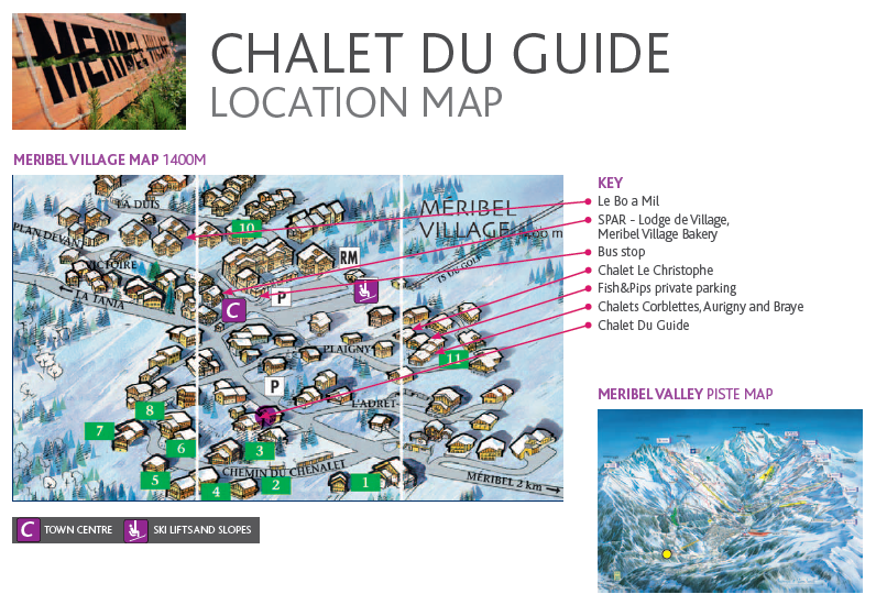 Meribel Chalet Du Guide