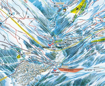 map-meribel
