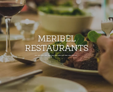 Meribel Restaurants