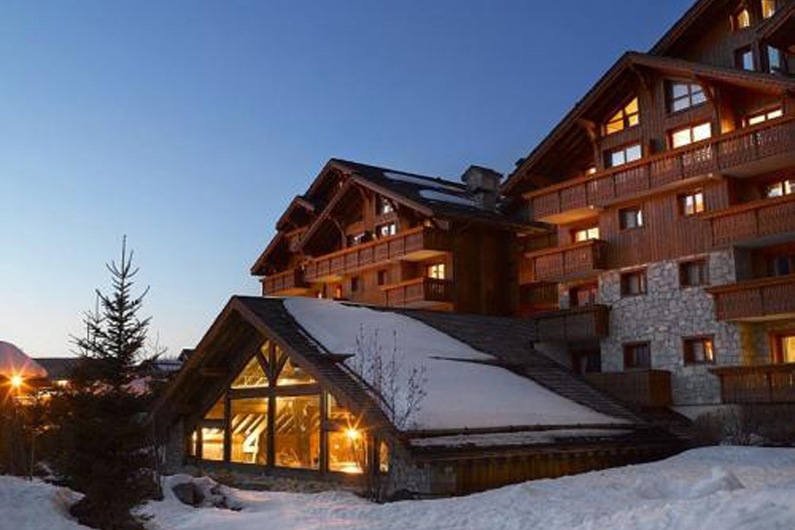 Chalet Apartment Chamois