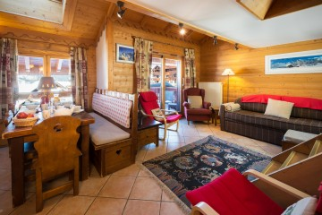Chalet Apartment Genepi