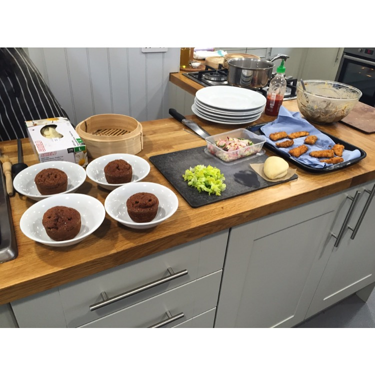 A Day Course at the Abinger Cookery School - Fish & Pips