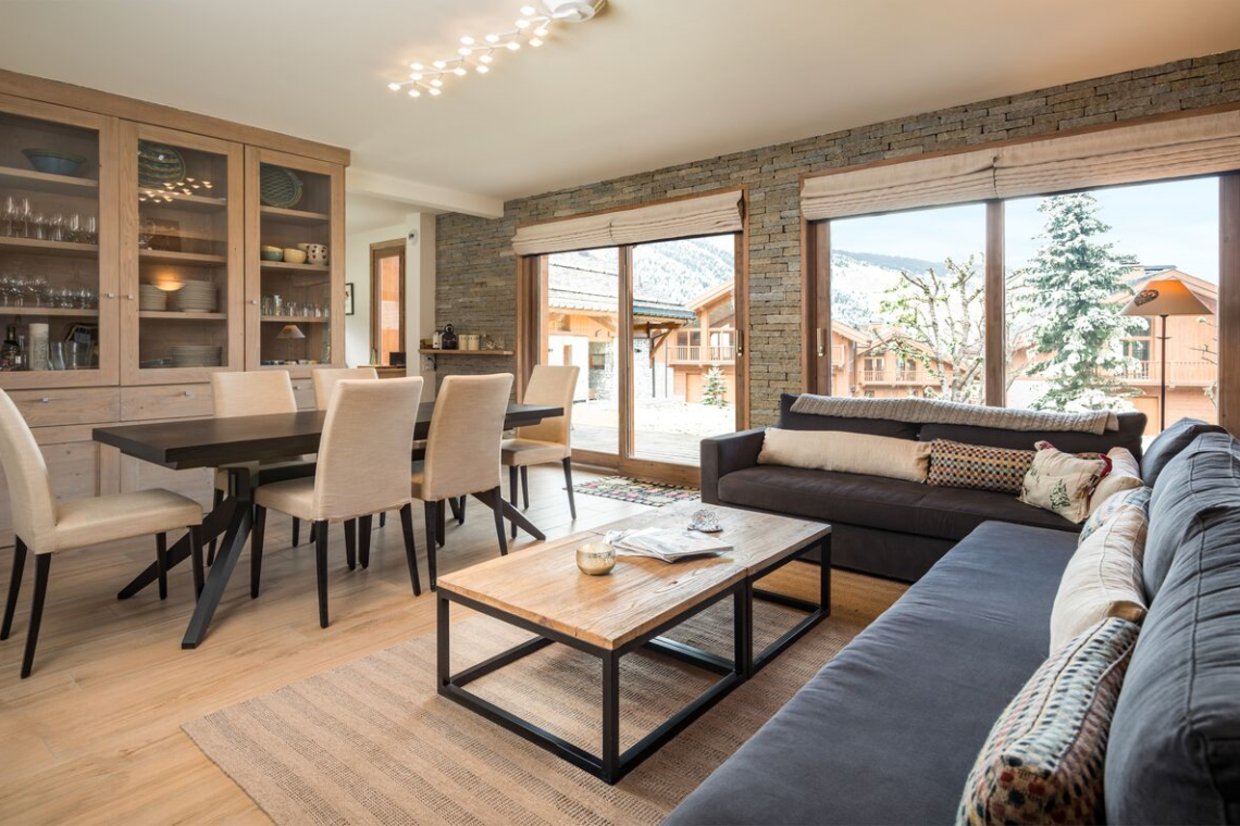 Chalet Marmotte *New!*
