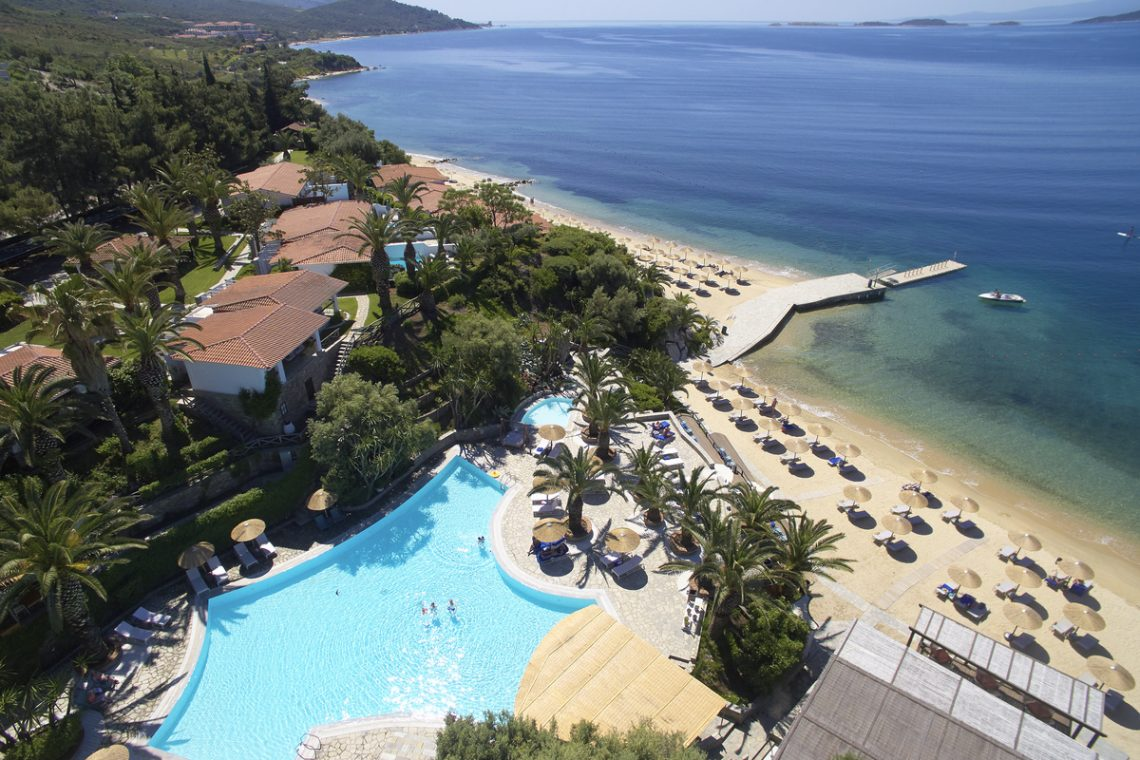 Eagles Palace Hotel – Greece