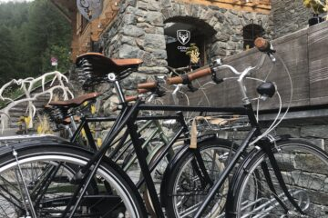 Stay at CERVO during the Traillove Alpine Mountain Bike Festival