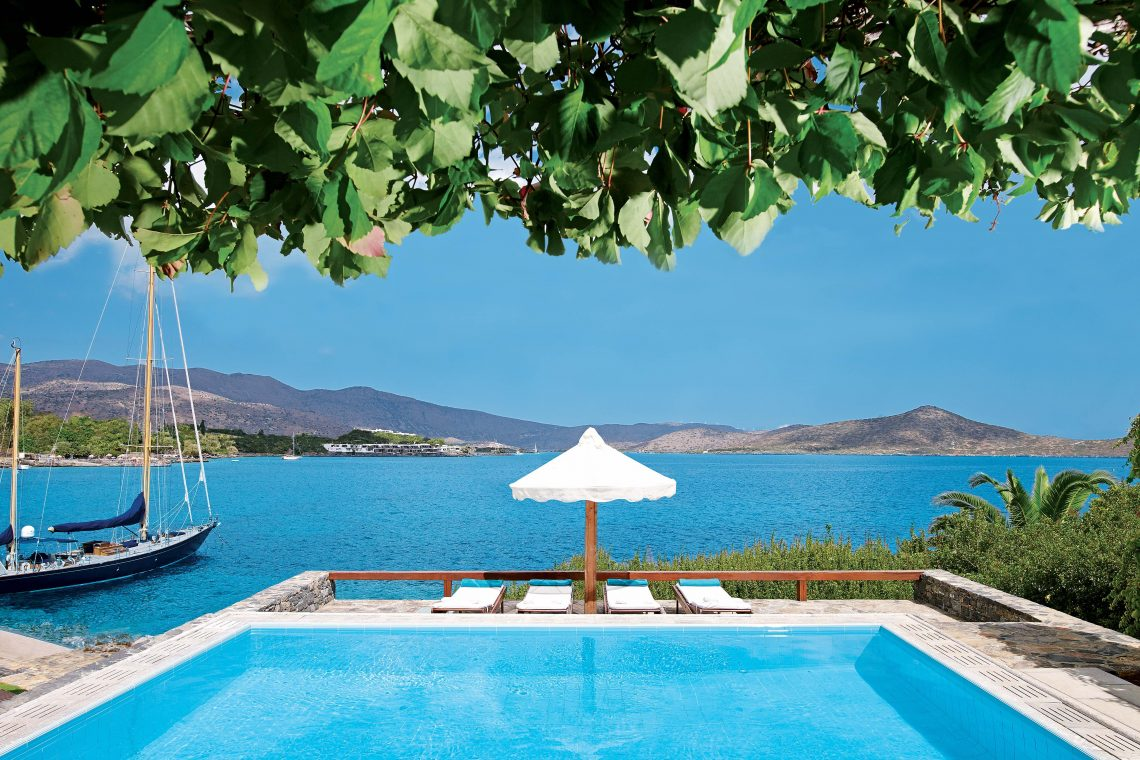 Elounda Peninsula – Crete, Greece