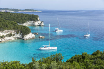 About our Sailing holidays...