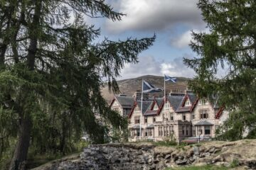 The Fife Arms – The Scottish Highlands