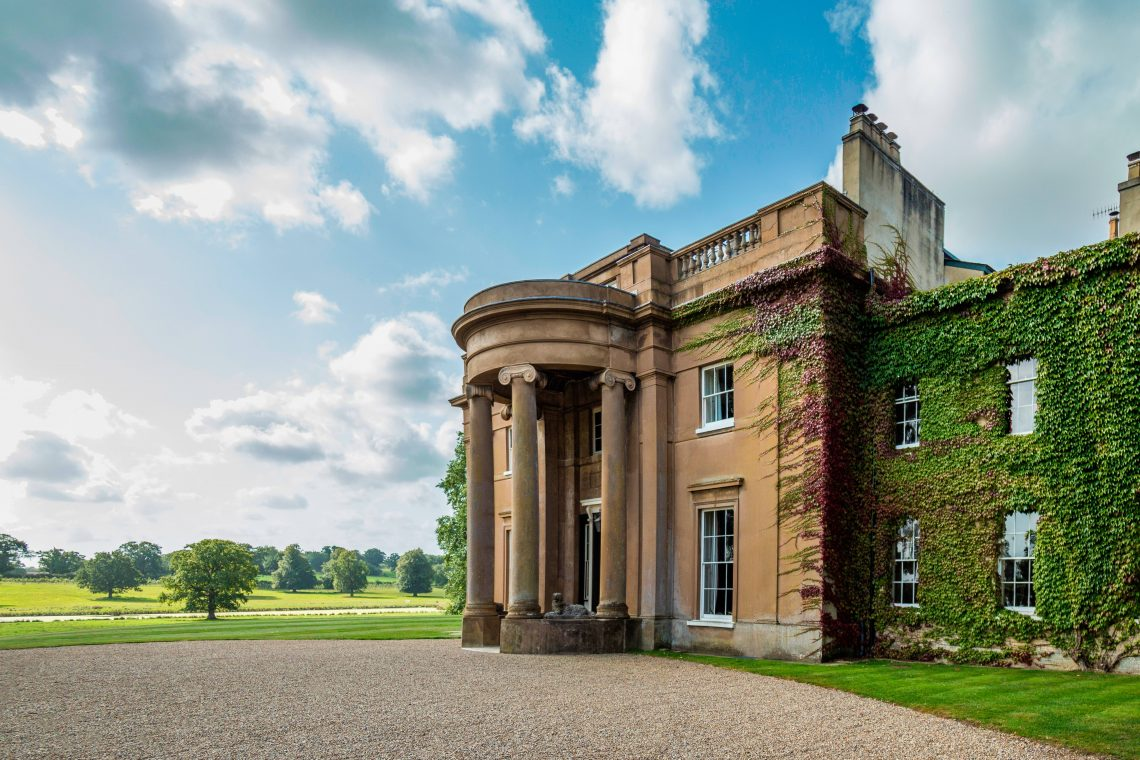 Sibton Park Manor House – Suffolk