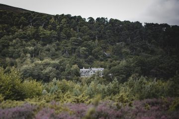 Glenfeshie Lodge – Scottish Highlands