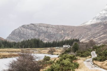 Strathmore Lodge – Sutherland, Scottish Highlands
