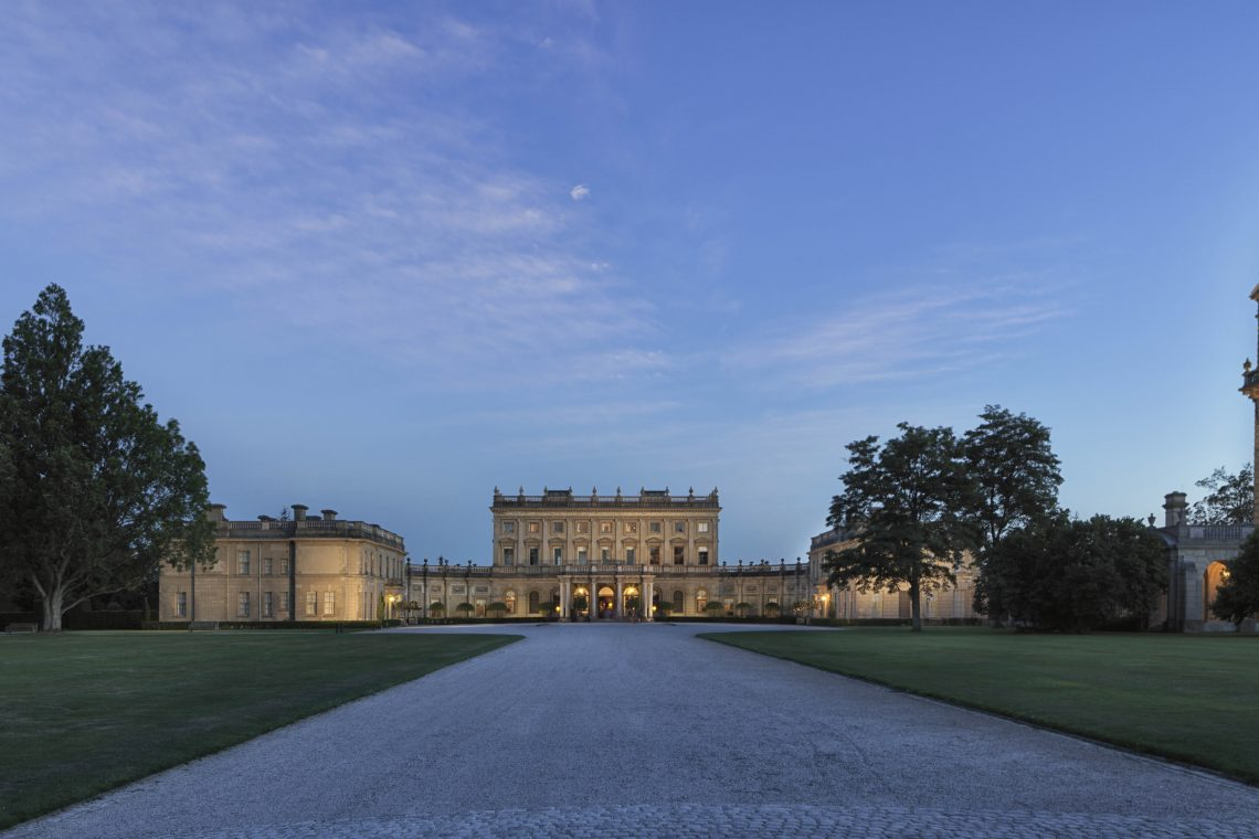 Cliveden House Iconic Shot