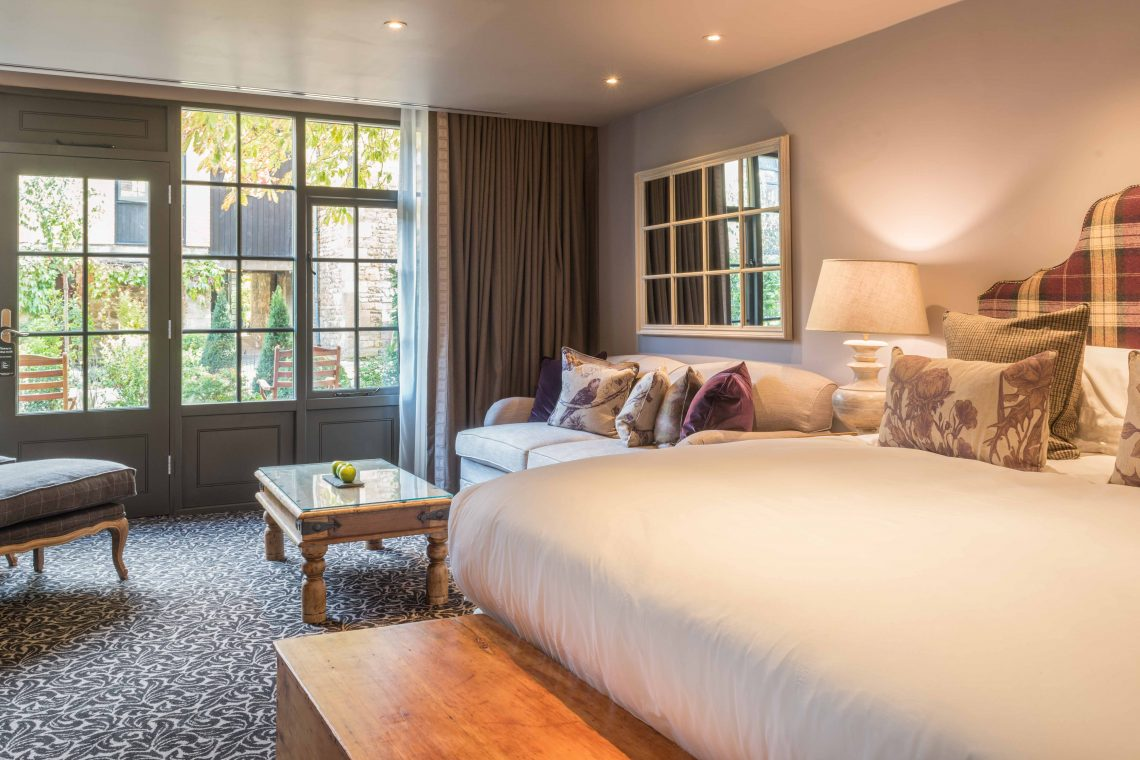 The Lygon Arms Courtyard Suite