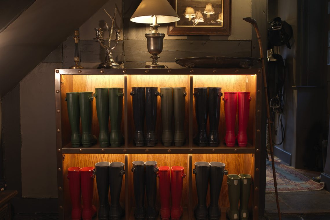 The Lygon Arms Hunter Boots