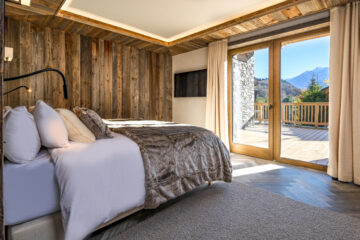 Chalet L'Ours Rouge – Alps, Summer