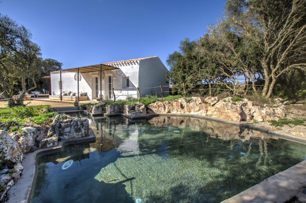 A holiday in Menorca Torre Vella hotel